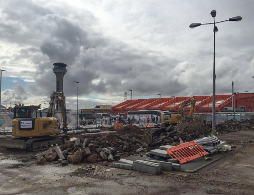 Luton Airport Extension