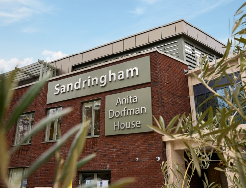 Jewish Care Home Sandringham Development